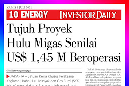 Seven Upstream Oil and Gas Projects Worth US$ 1.45 B in Operation