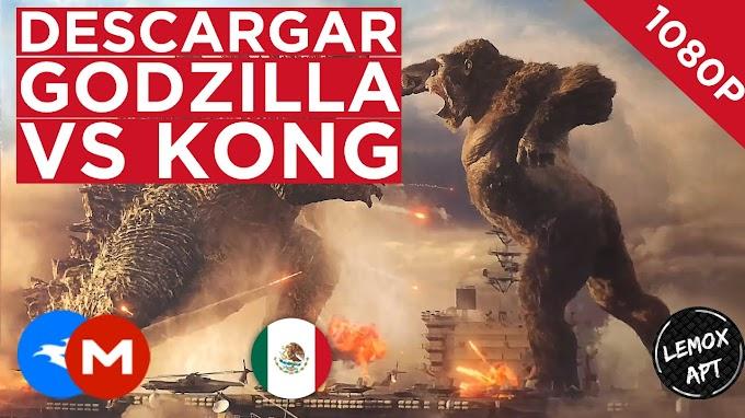 ✅ | Descargar Godzilla Vs Kong (2021) | Latino |  1080P