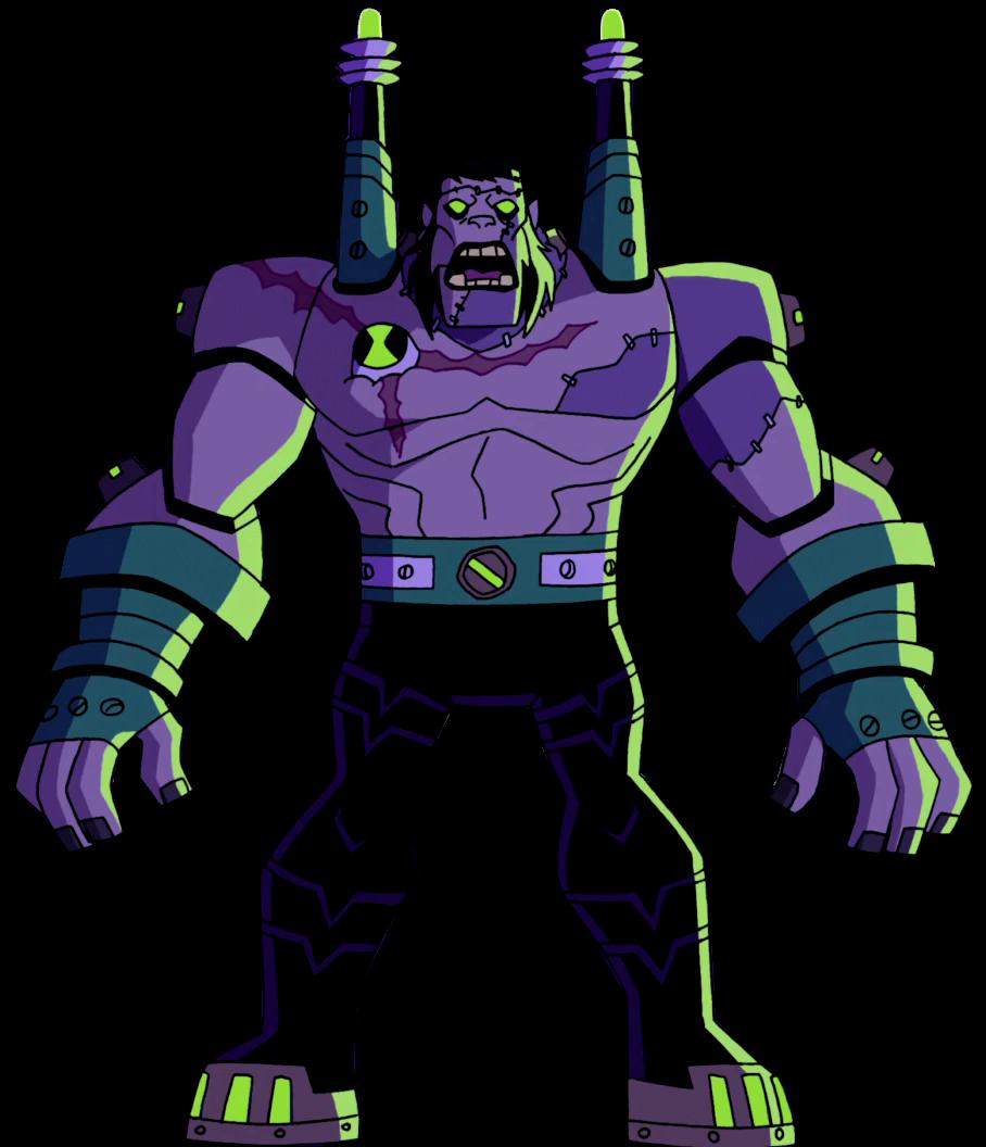 Ben 10 Omniverse Galactic Monsters Whampire | www.pixshark ...