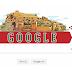 جوجل تحتفل بالذكرى الـ 62 لإستقلال المغرب