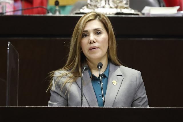Necesaria, estrategia coordinada entre niveles de gobierno para combatir inseguridad en Tamaulipas: Nohemí Alemán