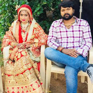 Neelu Shankar Singh and Samar Singh