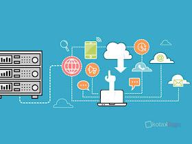 Cloud Technology Companies: No Longer a Mystery - Responsive Blogger Template