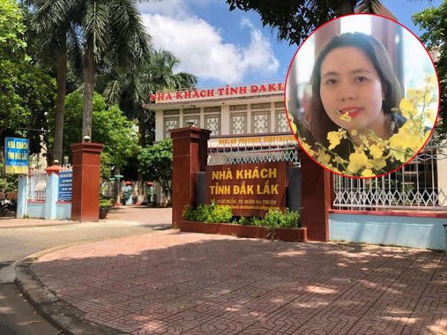 Sự thật về thông tin nữ trưởng phòng ở Đắk Lắk nhiễm H.I.V