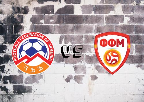 Armenia vs ARY de Macedonia  Resumen