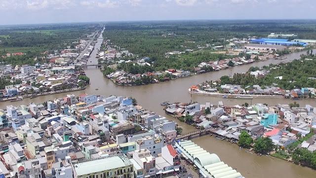 Một doanh nghiệp muốn lập quy hoạch KĐT gần 10 ha tại Hậu Giang