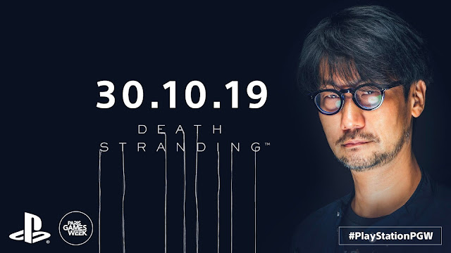 The launch trailer of Death Stranding gives us a tremendous look at the game