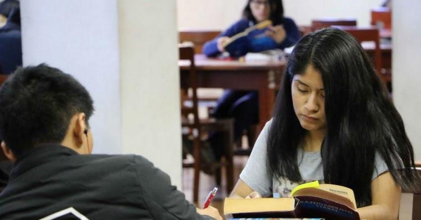 Este domingo continúa atención en la Gran Biblioteca Pública de Lima - GBLP