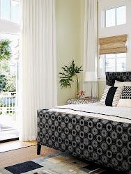 bedroom schemes scheme perfect choosing bhg colors tips pale light bed powder furniture walls room modern favorite citron ebony colour