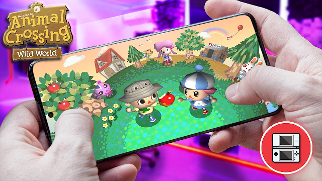Animal Crossing: Wild World Para Teléfonos Android (ROM NDS)
