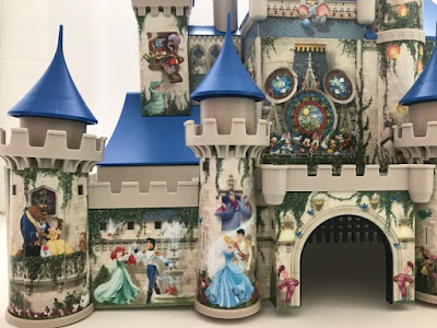 Disney Castle 3D Puzzle from Ravensburger