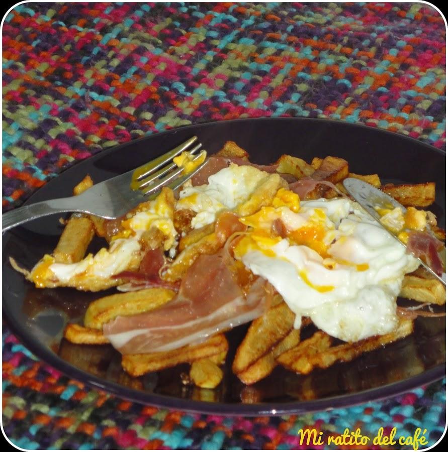 http://cocinandoentreolivos.blogspot.com.es/2014/07/huevos-rotos-con-patatas-y-jamon-receta.html?showComment=1420748425533#c2534950108050996061