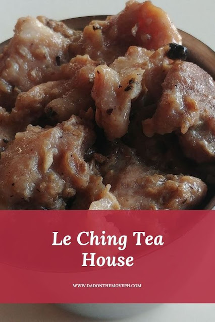 Le Ching Tea House review