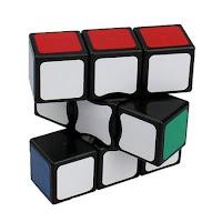 Quantidade de combinações possíveis no CUBO FLOPPY / Cubo 3x3x1