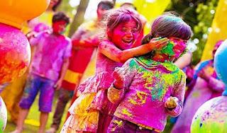 रंगों के पर्व होली के भारत में हैं नाम अनेक