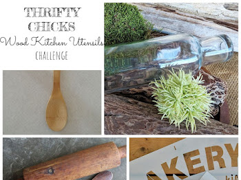 Wooden Spoon Repurpose