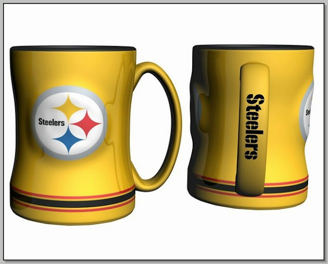 Steelers Amazon Coffee Mug