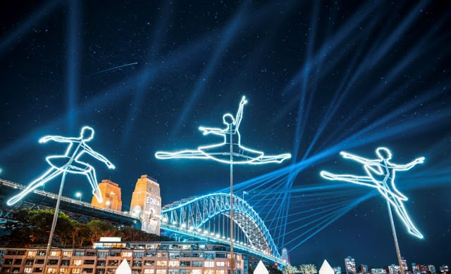 VIVID SYDNEY 2022 CELEBRATES THE SOUL OF SYDNEY: EXPRESSIONS OF INTEREST NOW OPEN