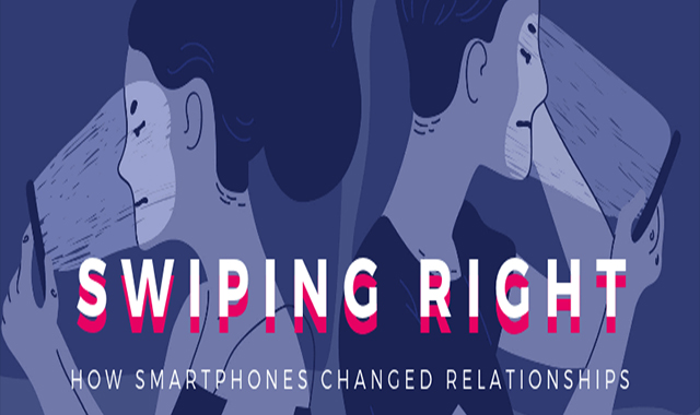 Swiping Right: How Smartphones Changed Relationships