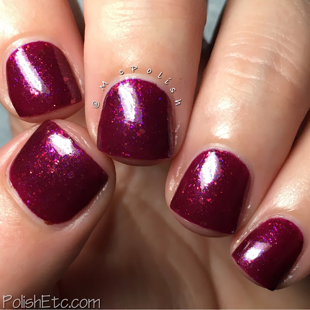 Pahlish - Out of Oz Collection - McPolish - Blood and Rubies