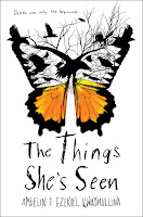 all about The Things She's Seen by Ambelin Kwaymullina and Ezekiel Kwaymullina