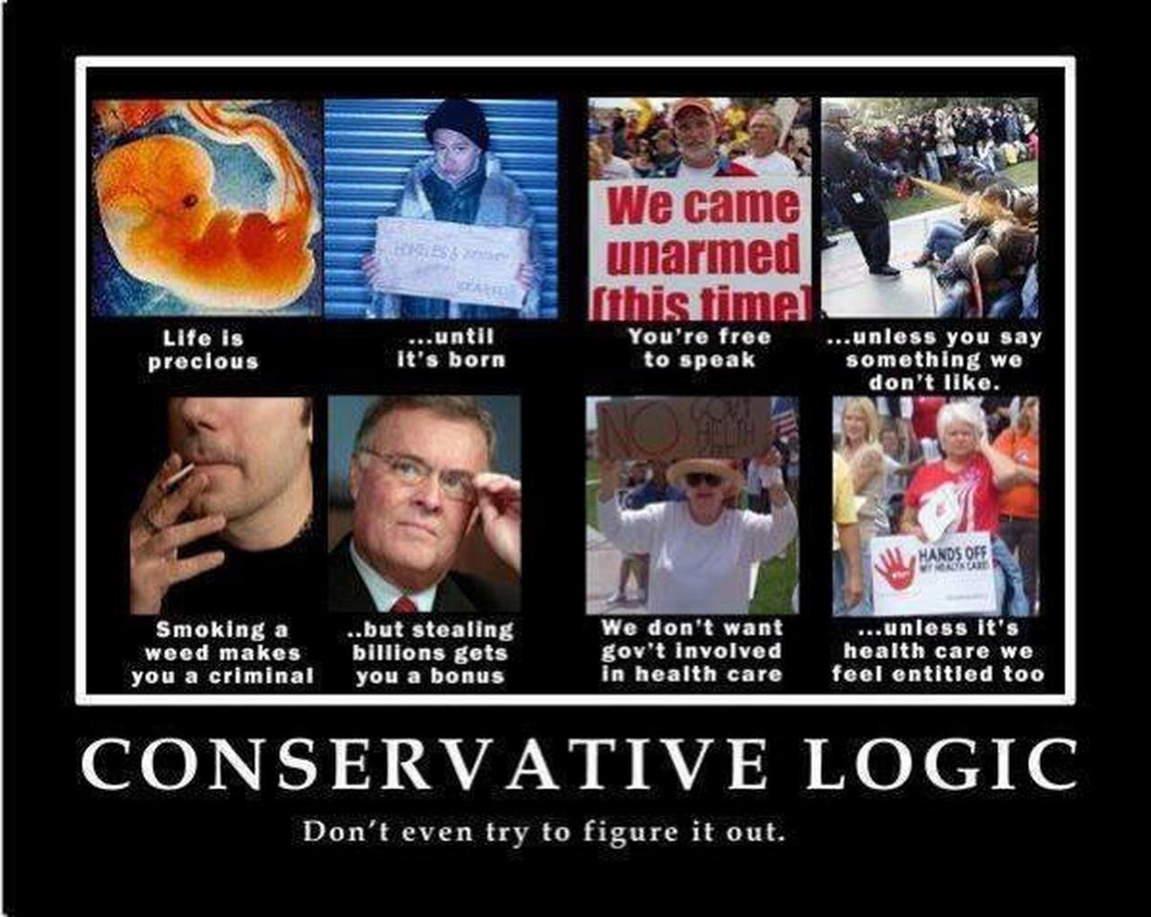 Republican Logic Images - Reverse Search