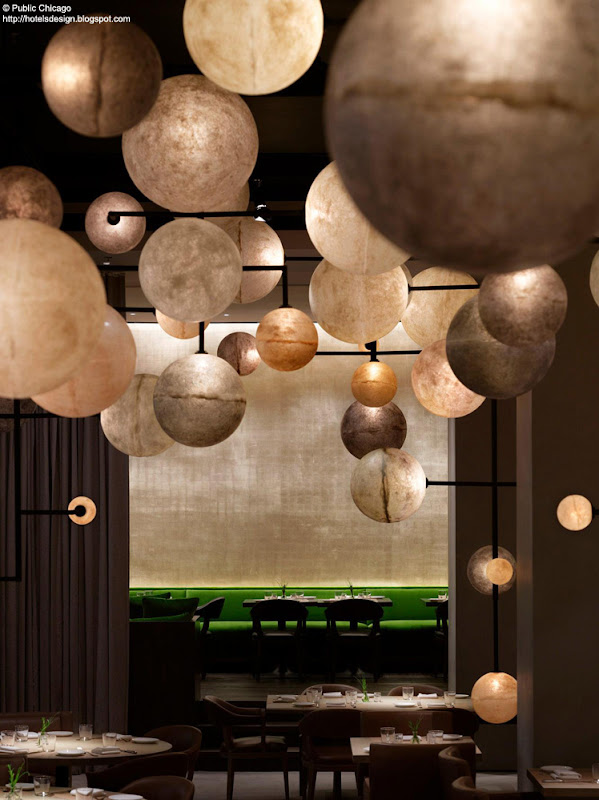 Les plus beaux hotels design du monde h tel public for Hotel decor chicago