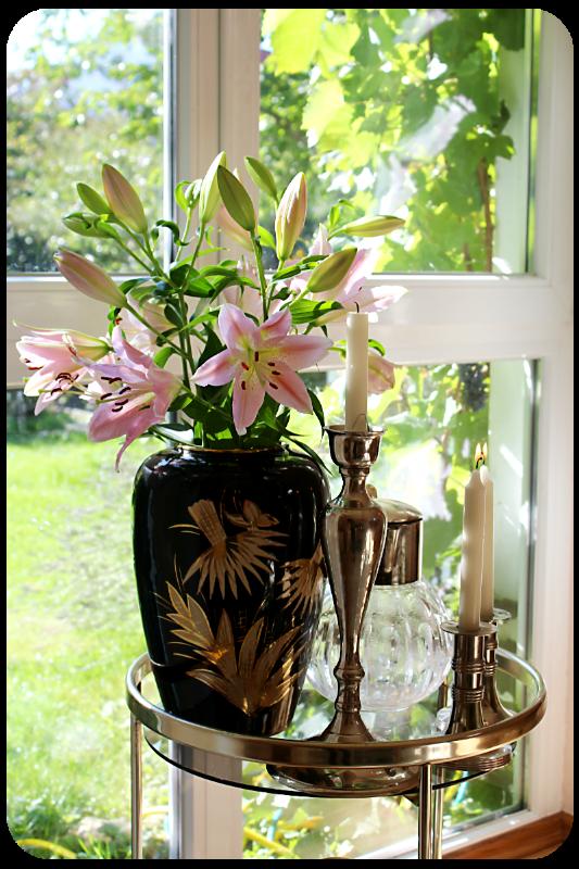 Vase vom Flohmarkt | Arthurs Tochter Kocht von Astrid Paul