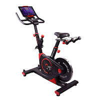 Echelon Smart Connect EX1 Spin Bike, features reviewed and compared with EX3 indoor cycle, with 13kg flywheel, 32 magnetic resistance levels, Bluetooth to connect with Echelon Fit App