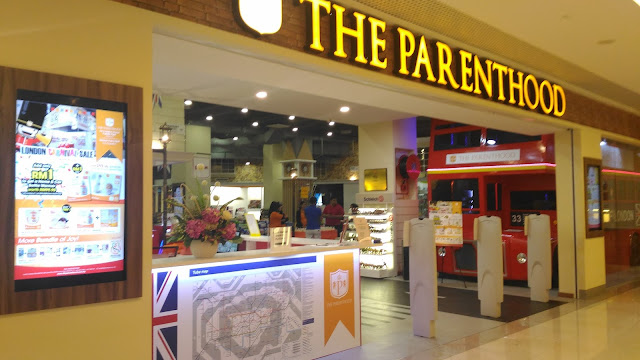 NEW BIRTHDAY PARTY ROOM AT THE PARENTHOOD PLAYLAND, SUNWAY PUTRA MALL KL