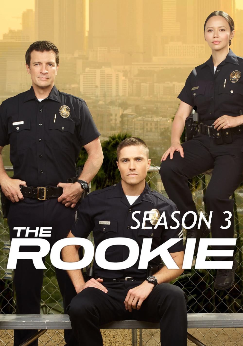 The Rookie 3×6 Subtitulado 720p