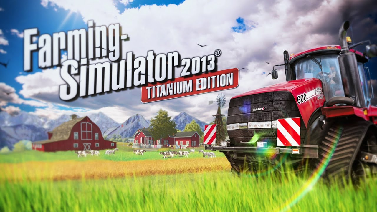 Download Farming Simulator 2013 Titanium Edition Game Highly Compressed For Pc
