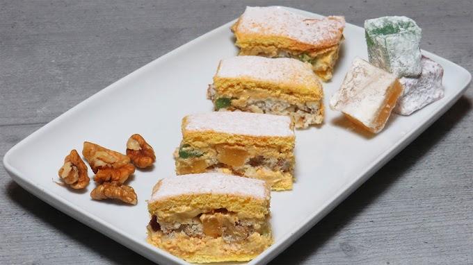Prăjitura Regina Maria