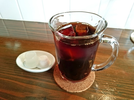 アイスコーヒーの写真