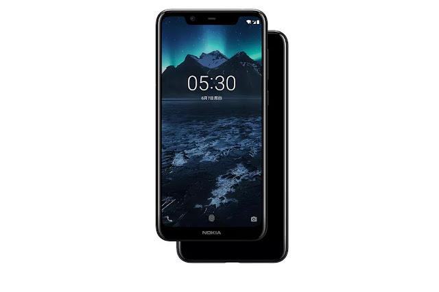 هاتف نوكيا X5