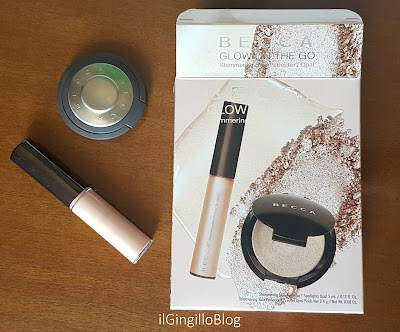 Becca Glow on the Go: Shimmering Skin Perfector Spotlights/Pressed in Opal