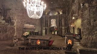 Mines+Wieliczka+Poland