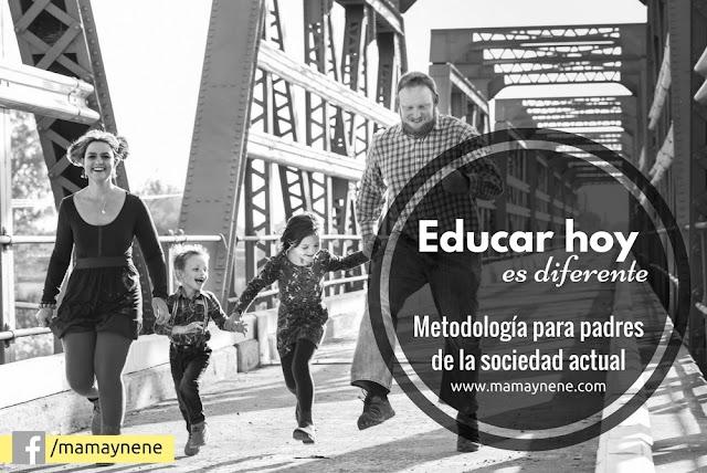 EDUCAR-PADRES-LIBROS-MATERNIDAD-PATERNIDAD-HIJOS-MAMAYNENE