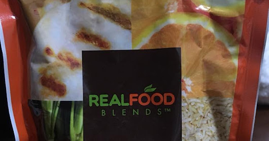 Real Food Blends