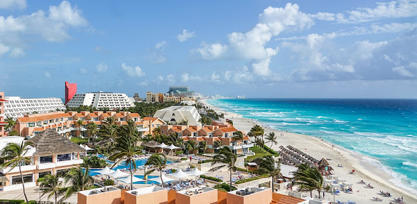 Top 5 Places To Visit in Cancun, Mexico Travel Guide Blog