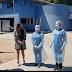 En Cauquenes es vacunada la adulta mayor más longeva de los ELEAM de la Región del Maule