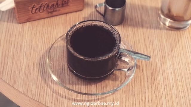Kedai kopi tetirah