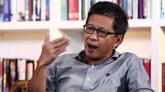 Rocky Gerung: Habib Rizieq itu Semakin Diumpetin semakin Banyak Energi Pengikutnya Menumpuk