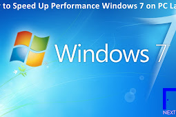 How to Speed Up the Performance of Windows 7 on a Laptop Computer