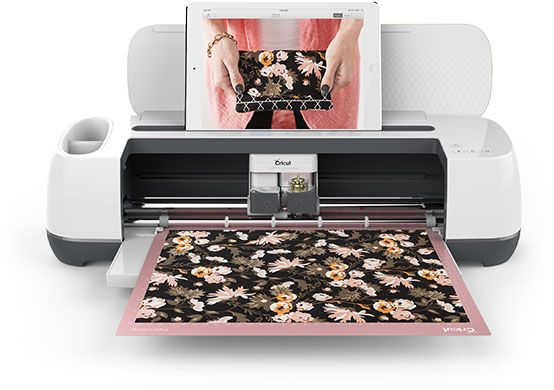 Check out the new Cricut Maker in all it's glory!