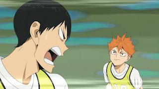 "Hellominju.com : ハイキュー!! アニメ 第4期 7話 返還 (烏野vs伊達工) | Haikyuu!! Season4 Ep.7 Haikyuu!! ""Return""  | Hello Anime !"