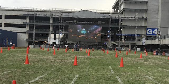 Regresan los shows al aire libre en la Arena CDMX en el formato Open Air