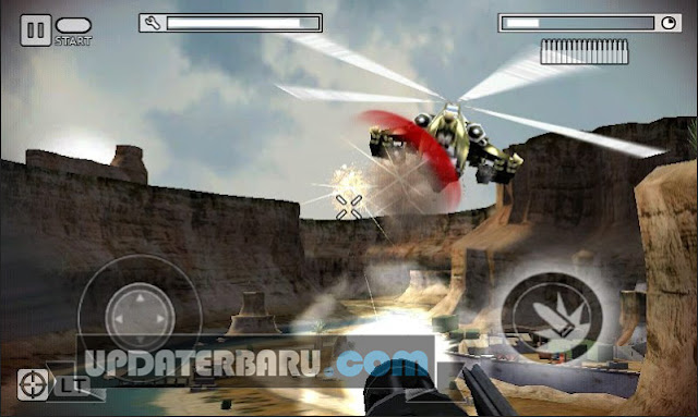 game Battlefield Bad Company 2 Apk Data Mod Unlimited