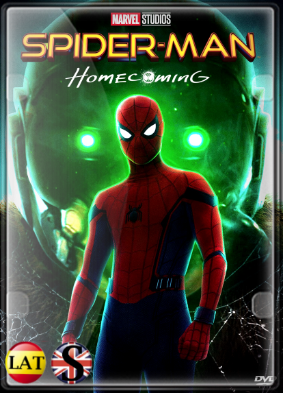 Spider-Man: De Regreso a Casa (2017) HD 720P LATINO/INGLES