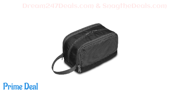 Toiletry Bag for Men 50% off